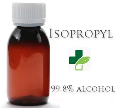 Isopropylalcohol 99.8% 100 ml