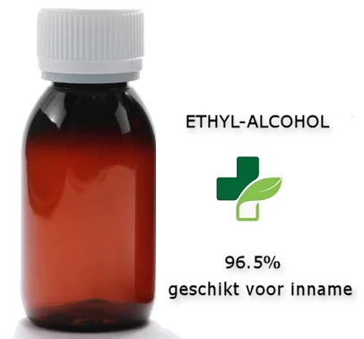 Etheylalcohol 96% 100 ml