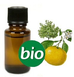 Grapefruit BIO Etherische Olie 5 ml