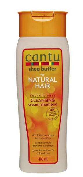 Cantu Natuurlijke Sheaboter Shampoo