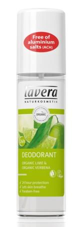 natuurlijke biologische deodorantspray 24 uurs